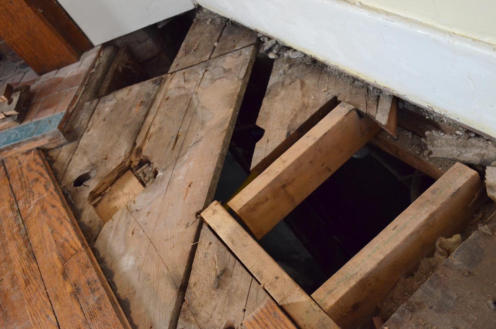 Floor Repairs 4