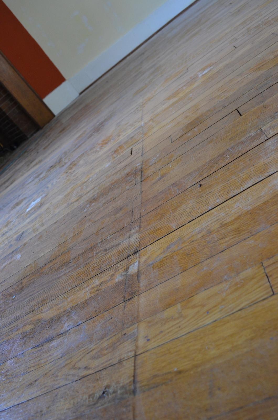 Floor Repairs Ridge 2