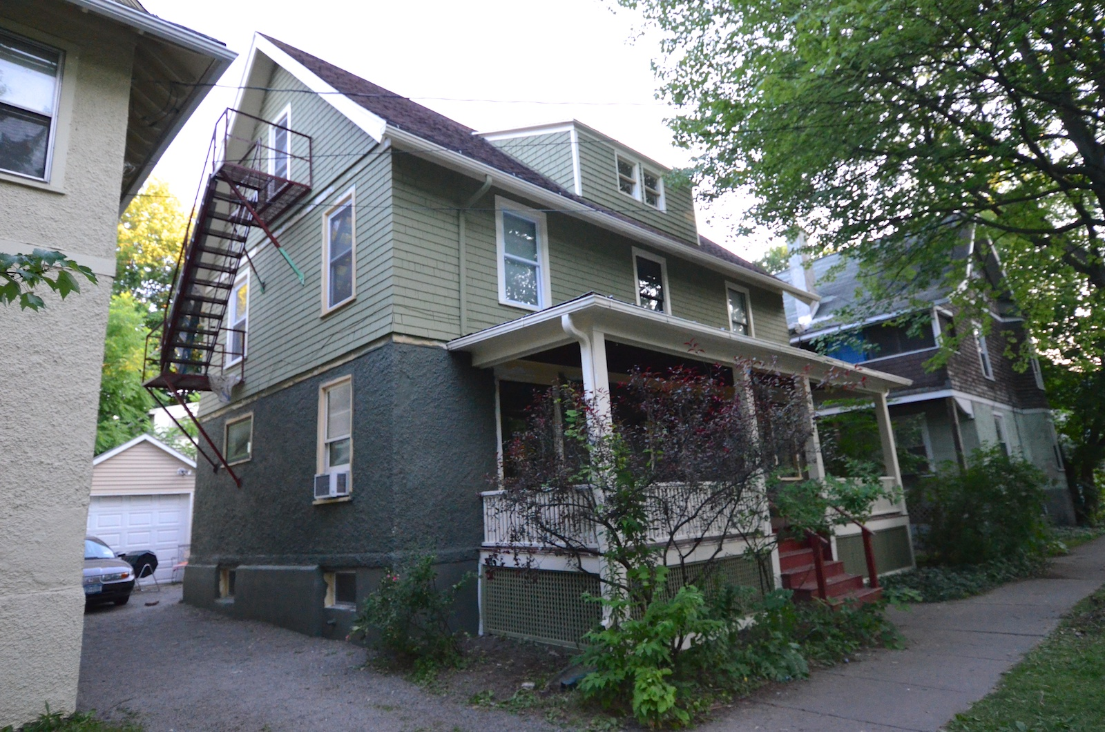July 15 This Old Ithaca House